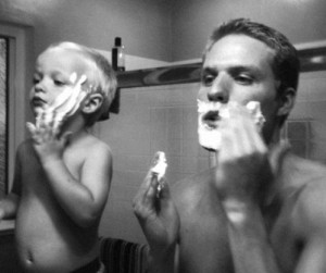 pictures that tell about the relationship between fathers and sons