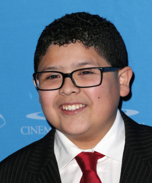 Rico Rodriguez Actor Attends The...