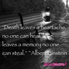 losing friend death