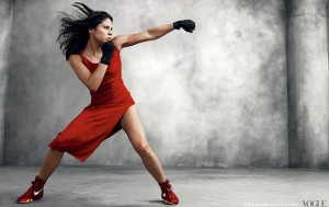 Hot Olympic boxer Marlen Esparza gets Vogue spot