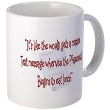 Funny Intern Sayings Coffee Mugs