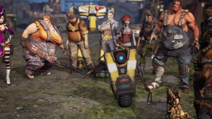Claptrap returns in the second season of his Borderlands 2 web series