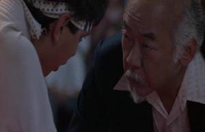 Mr Kesuke Miyagi Quotes and Sound Clips