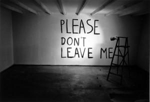abandonment, art, bajon, beg, black and white, break up, fav, fear ...