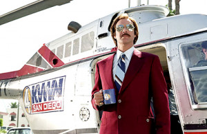 Papa Burgundy is back! Last night on Conan Will Ferrell announced in ...