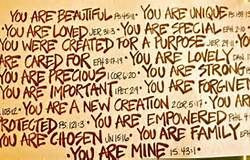 ... You Are Cared For...You Are Lovely...You Are Precious... ~Joyce Meyer