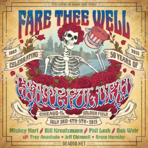 If you missed the annual Grateful Dead Meet-Up movie at Mayfaire 16 ...