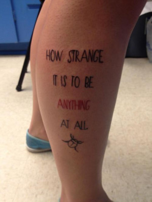 Best Tattoo Quotes and Sayings for Guys and Girls