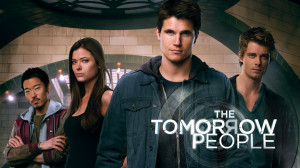The Tomorrow People (Cast)