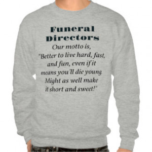Funeral Directors Pull Over
