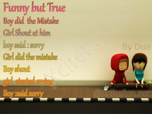 ... funny but true boy did the mistake funny but true boy did the mistake