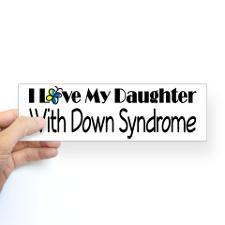 down syndrome pride bumper bumper sticker jpg height 250 amp width 250