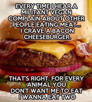 yes... mmmm.... meat! :o)
