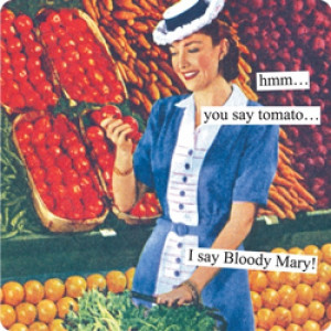 hmm... you say tomato... I say Bloody Mary!