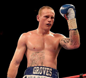 George Groves statement on minor training camp incident***