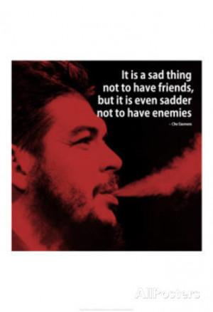 Che Guevara Quote iNspire 2 Motivational Poster Masterprint