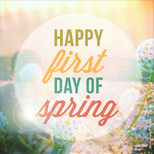 Happy first day of #spring SpringEquinox2012 by Lauren Boebinger on ...