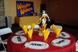 Happy Birthday Wonder Woman Cake Wonder womaaan!