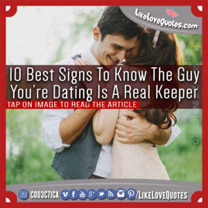 top ten signs youre dating a loser
