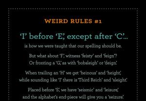 Weird Rules #1