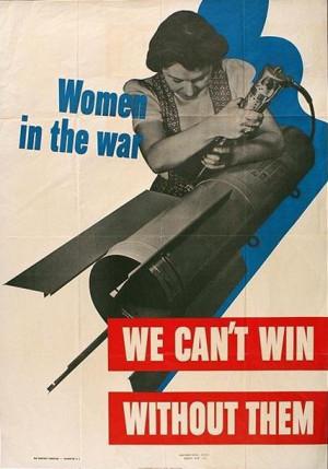 Women In The War