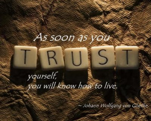 Quotes On Trust (27)