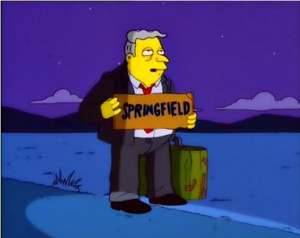 The 32 Funniest One-Off Simpsons Characters