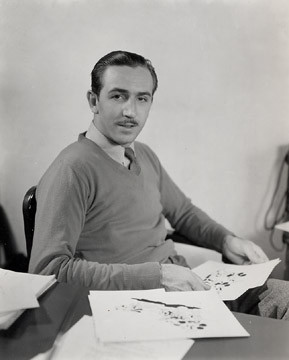 Early Homes and Studios of Walt Disney
