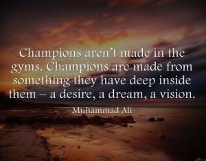 Muhammad Ali   Boxer   Champion   Motivation