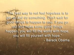 When Things Feel Hopeless