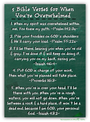 Renee from Doorkeeper shares fives Bible verses for when you feel ...