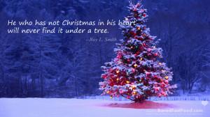 Christian Christmas Quote – Positive Wisdom & Inspiration Daily ...