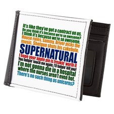 Heart Supernatural Wallets