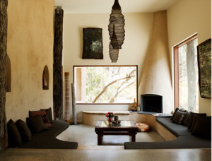 Xavier Rudd's Home :: Natural Finishes, Recycled Materials and ...