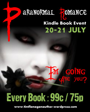 Paranormal #Romance Event