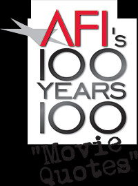 greatest movie musicals afi s 100 years 100 movie quotes