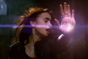Lily Collins in The Mortal Instruments: City of Bones Movie Image #1