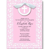 Invitation Wording Ideas for Christening, Baptism, and Communion