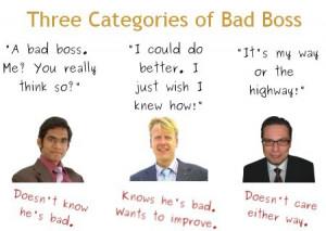 Good Leader vs. Bad Manager