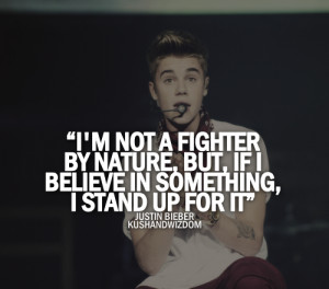 justin bieber quotes | Tumblr | We Heart It