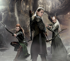 The Lord of the Rings • The Hobbit MOVIE LINES The Elves of Mirkwood