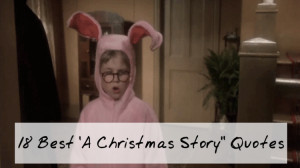 18 Best 'A Christmas Story' Quotes & Gifs