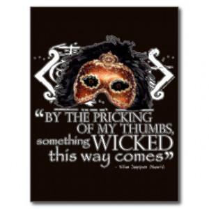 macbeth witches quotes