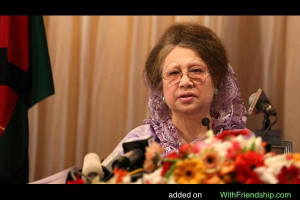 Khaleda zia - She has been elected to five separate parliamentary ...