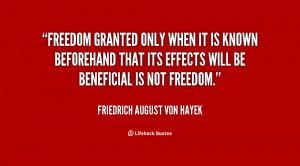 Friedrich August Von Hayek Quotes And Sayings