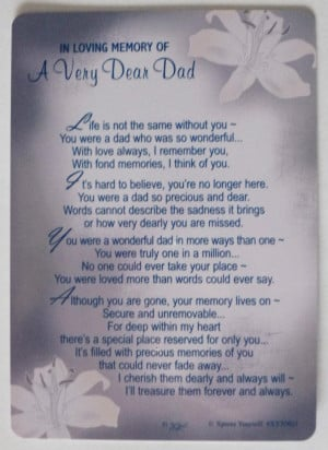 Displaying 16> Images For - Sorry For Your Loss Quotes Father...
