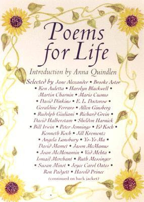Poems for Life: Famous People Select Their Favorite Poem and Say Why ...