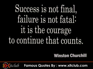 You Are Currently Browsing 15 Most Famous Quotes By Winston Churchill