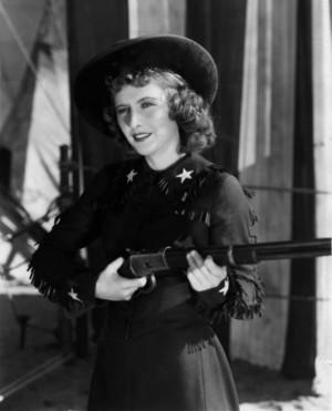 Barbara Stanwyck in