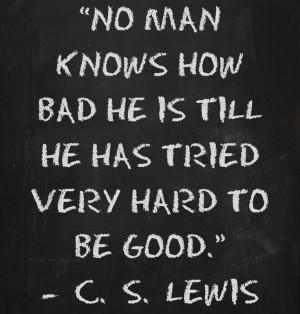 Via C. S. Lewis